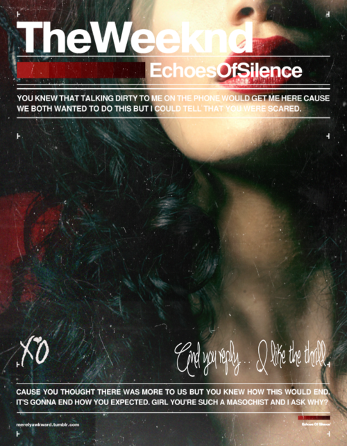 Echoes Of Silence Album Cover