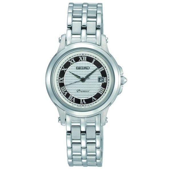 Reloj seiko premier sxde41p1 - 320,00€ http://www.andorraqshop.es/relojes/seiko-premier-sxde41p1.html