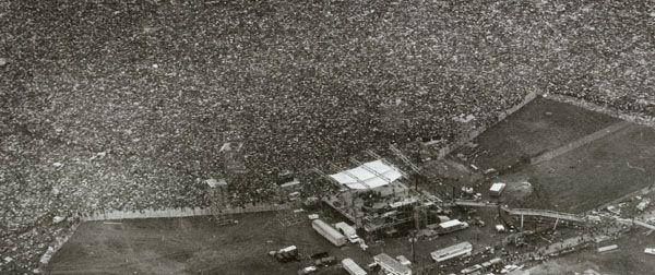 Woodstock Festival History