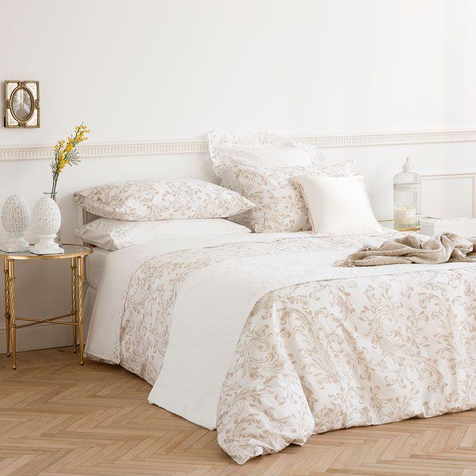 set de funda nÓrdica y de almohada estampado - sábanas y fundas