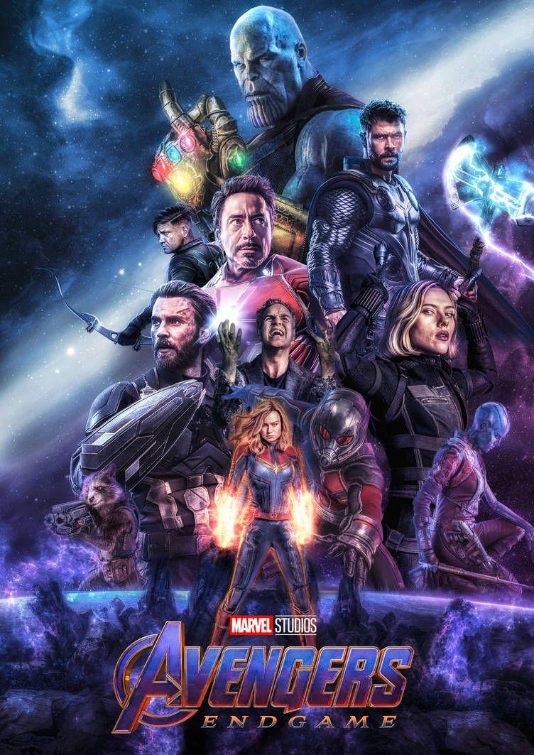 Avengers Endgame Group Wallpaper by mattze87 Vengadores