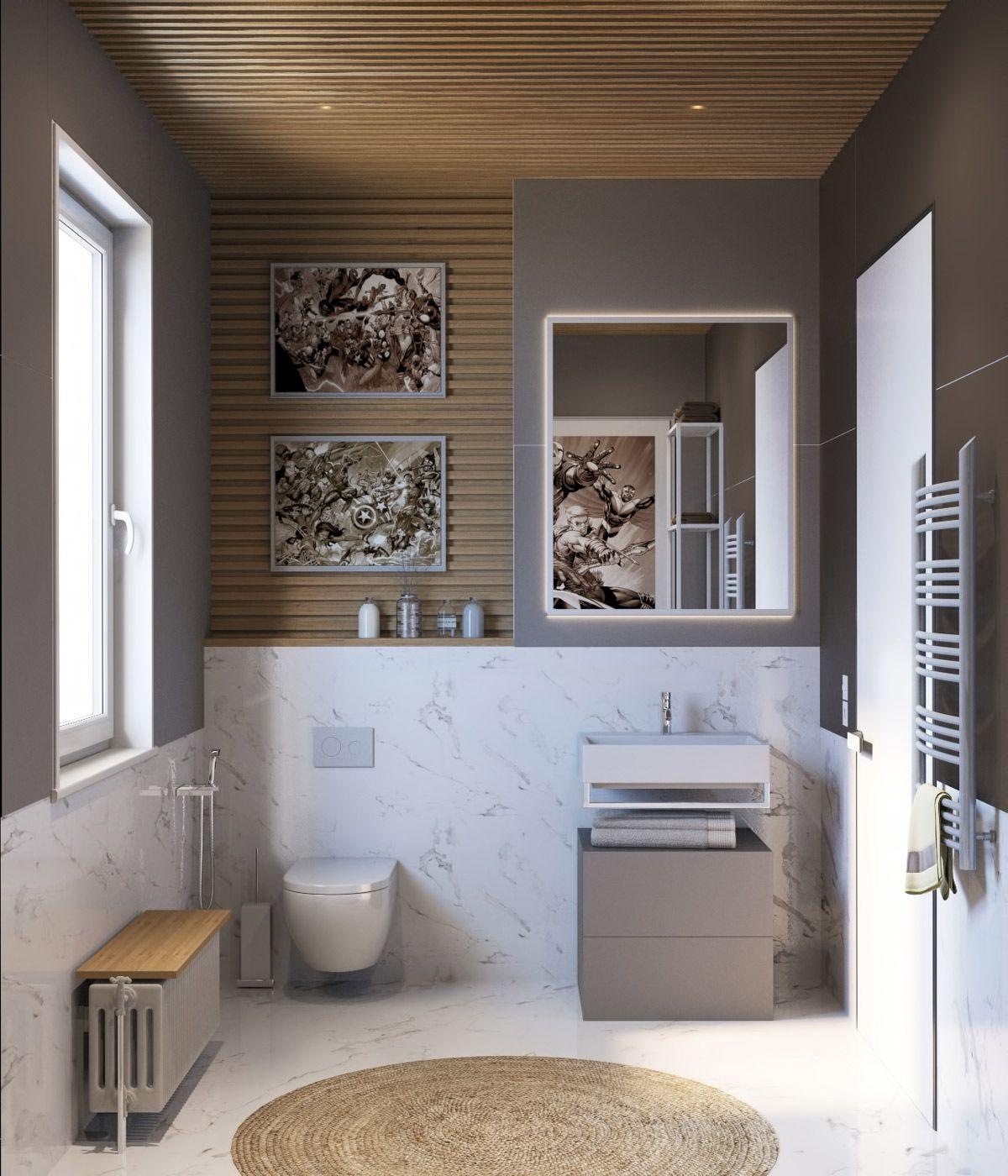 Beautifully Unique Bathroom Designs | Home depot bathroom ...
