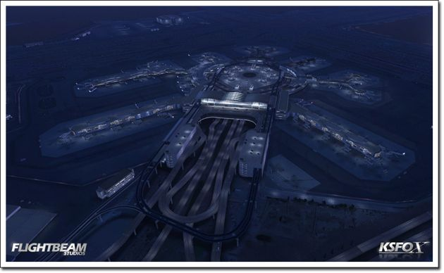 FSX Download Mega Airport San Francisco Free | Add-ons FSX For Free