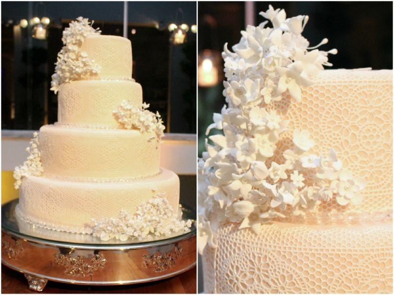 Casamento Rústico-Chique: Camila & Thiago - IC | A: Cake Romance ...