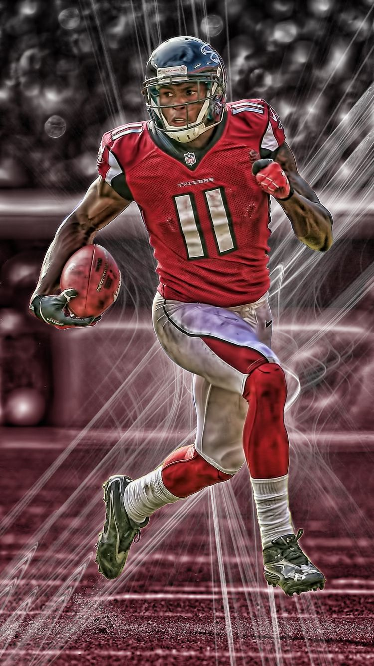 Julio Jones Wallpaper Atlanta Falcons Wallpaper Julio Jones Atlanta Falcons Football