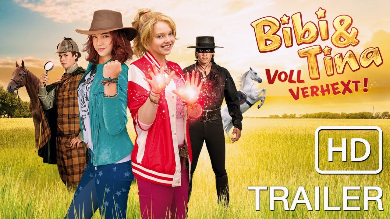 Bibi Tina Voll Verhext Startet Am 25 12 14 Trailer Zum Neuen Abenteuer Am Besten Jetzt Ansehen Bibi Und Tina Kino Trailer Bibi Und Tina Film