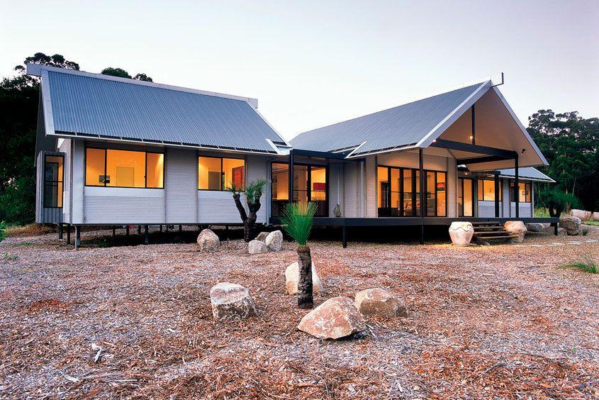 Best Corrugated Iron Cladding With Images House Cladding 400 x 300