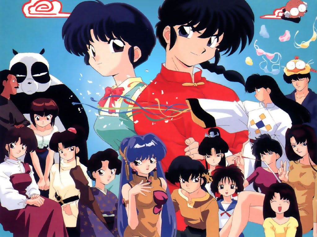 Ranma 1 2 The Movie Live Action Anime Martial Arts Anime Awesome Anime
