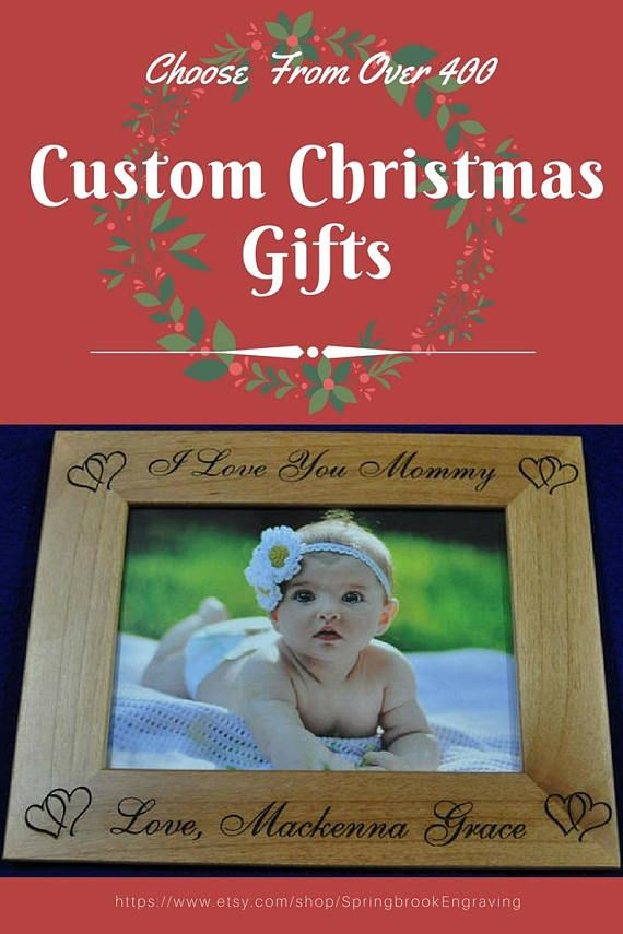 Gift For Mom Birthday Gift For Mom Baby Frame Custom Frames New