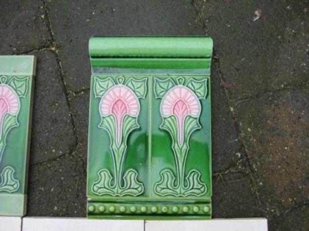 Thuis tuin ideeën mooie art deco tegels voor in het toilet door sjans