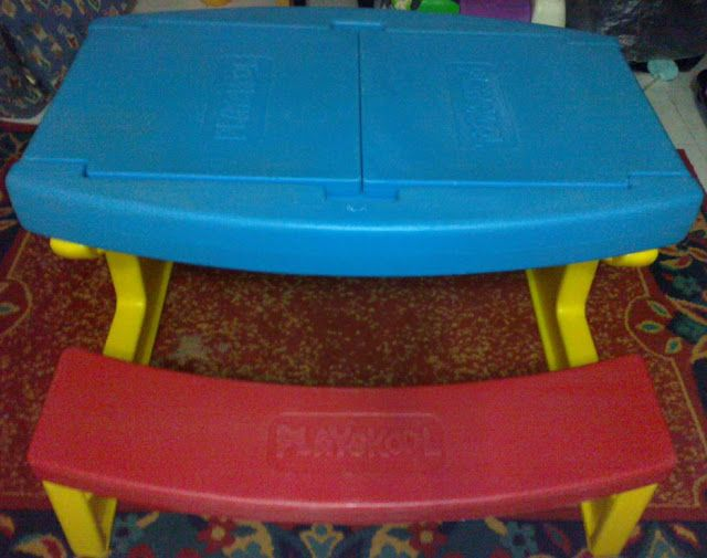 Wondrous Playskool Picnic Table Picnic Table Picnic Home Decor Gmtry Best Dining Table And Chair Ideas Images Gmtryco