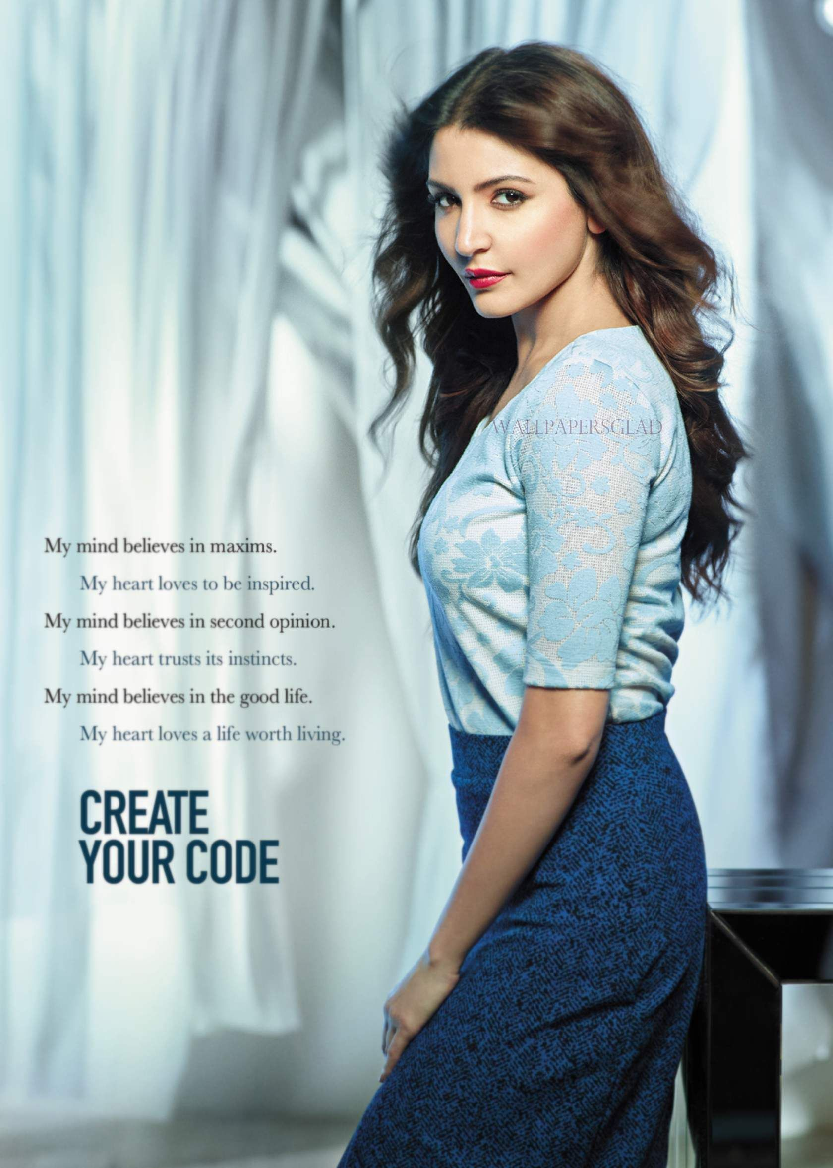 anushka sharma codelifestyle photoshoot hd images | wallpapers
