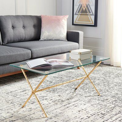 This Coffee table is a beautiful amalgamation of elegant structure and attractive looks. The tablet flaunts a stunning modern style structure and sports a simple look. The table comes in multiple finishes that complement your living room space. This sophisticated and trendy-looking furniture is ideal for any room in your house. Keep this table in your living room and match it with your sofa set or keep it in your lobby to display decorative artifacts. The table will enhance your interior decor a