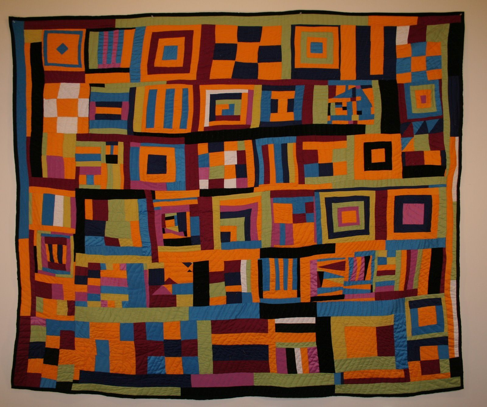 AT&T AND GEE'S BEND QUILTERS CREATE ARTWORK TO COMMEMORATE BLACK ... : history of american quilts - Adamdwight.com