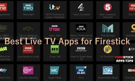 10 Best Live TV Apps for Firestick / Fire TV [2019] You
