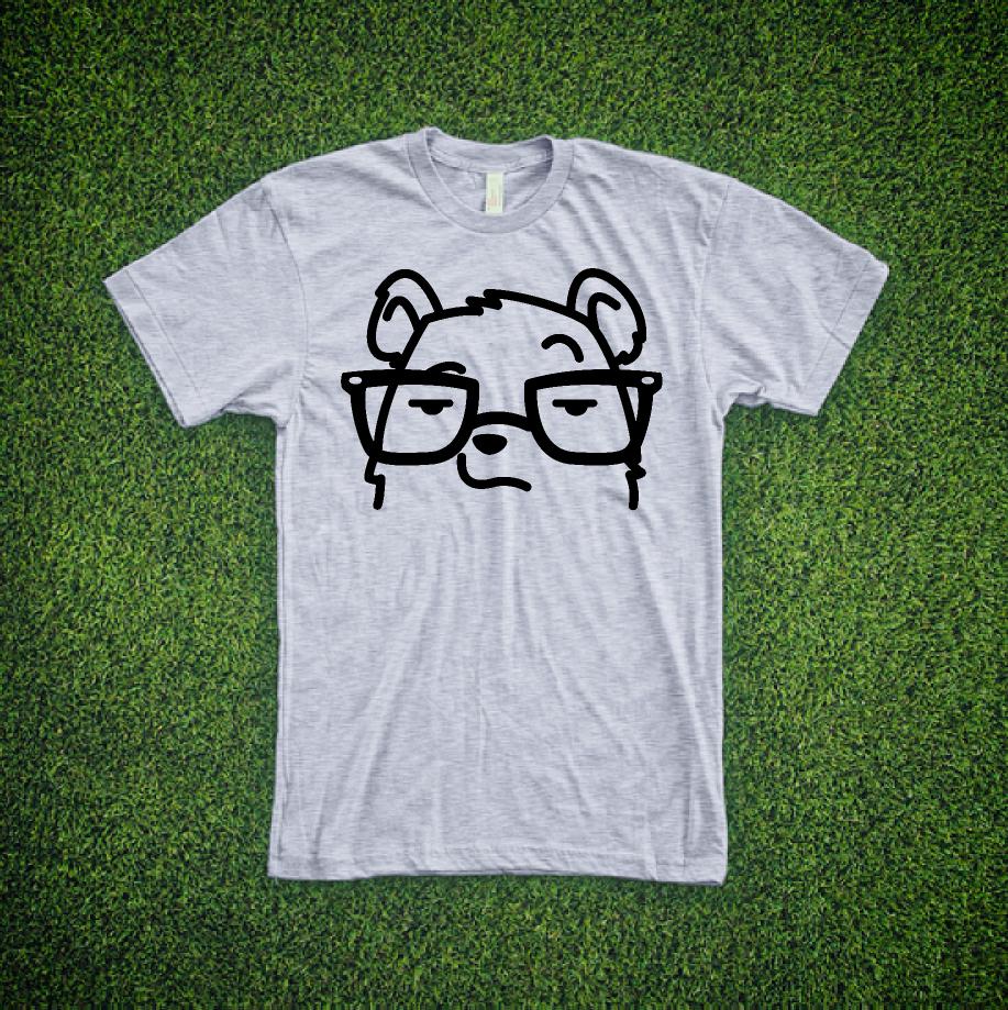 Printed+on+a+heather+gray+shirt.