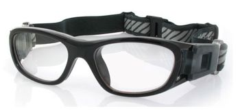 521edfdad8 6-12 yrs  Kids Sports Goggles BL016 Black (Prescription Rx Lenses ...