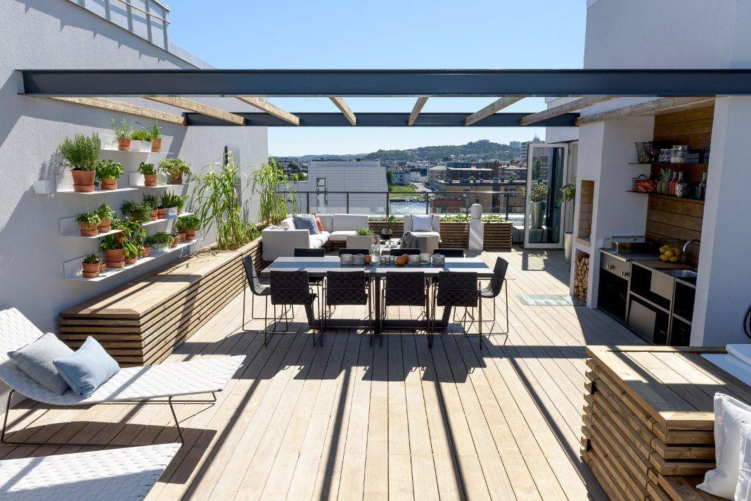 Outdoor Küche Dachterrasse : Freiluftküche die modulare outdoor küche
