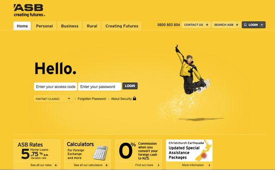 Web Design Trends 5 Notable Trends In Banking Websites Web