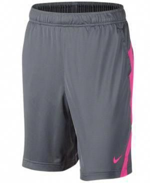 official photos 88311 2ce65 Nike Basketball Shorts, Big Girls (7-16) - Gray S  basketballshortsgirls