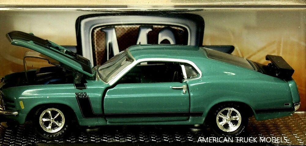 M2 Machines 1970 Ford Mustang Boss 302 M2machines M2machines1970fordmustangboss302 Ford Mustang Boss 302 Ford Mustang Boss Ford Mustang