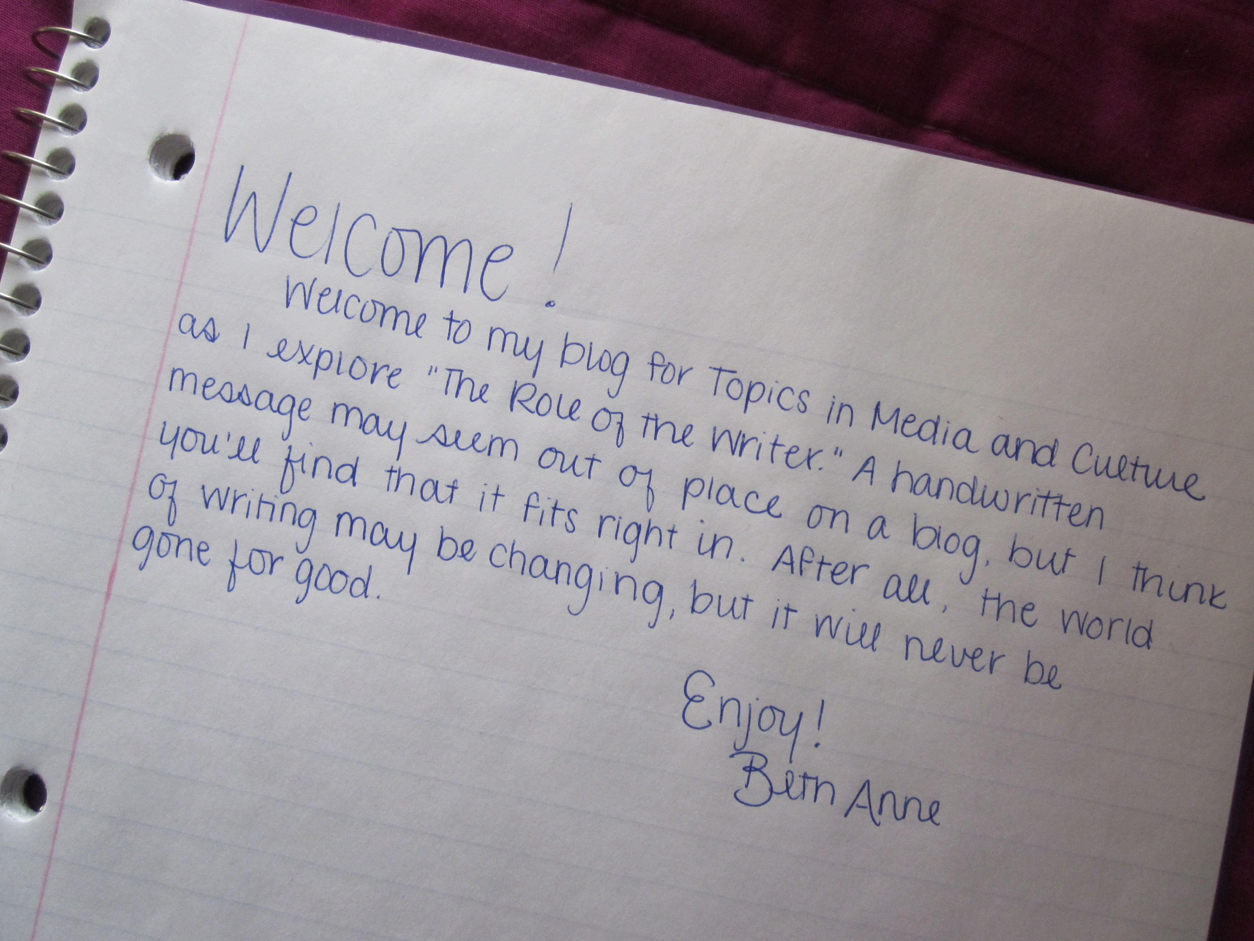 Perfect Handwriting Tumblr
