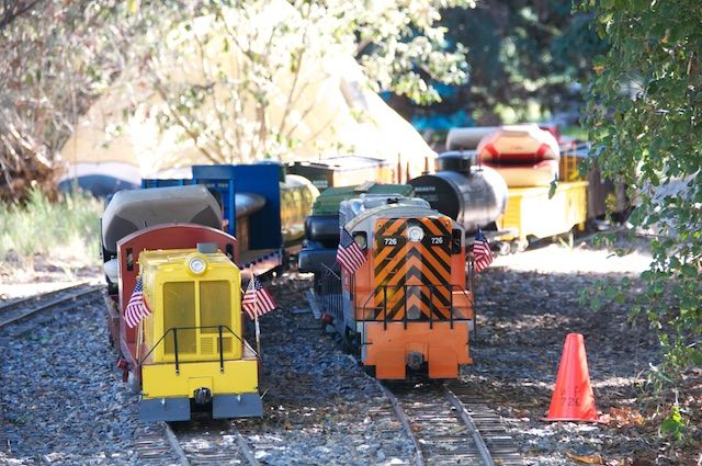 Sacramento Valley Live Steamers