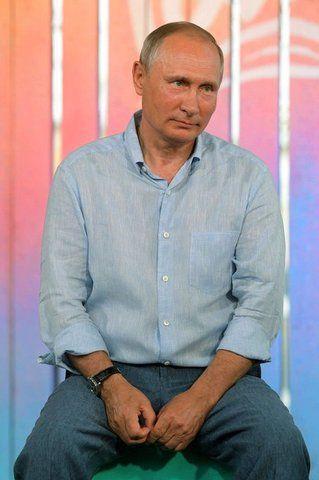 Vladimir Putin Personal Website Rossiya Prezidenty Istoriya