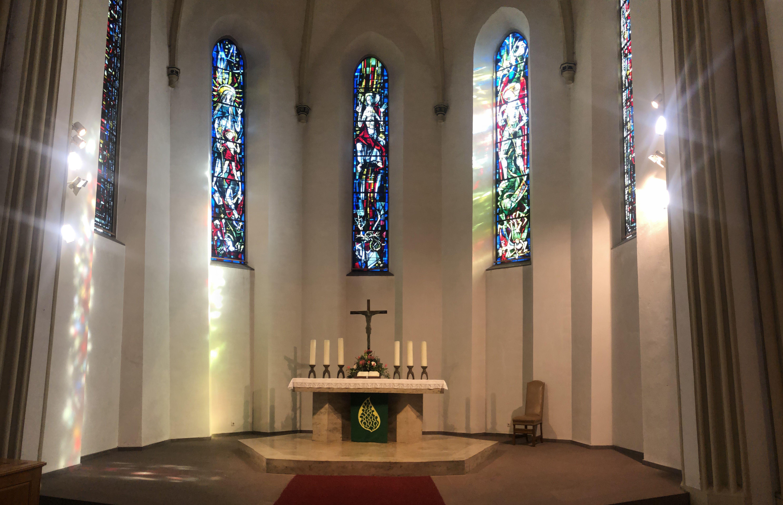Martin Luther Kirche Evangelische Kirchengemeinde Gutersloh Luther Martin Luther Kirchen