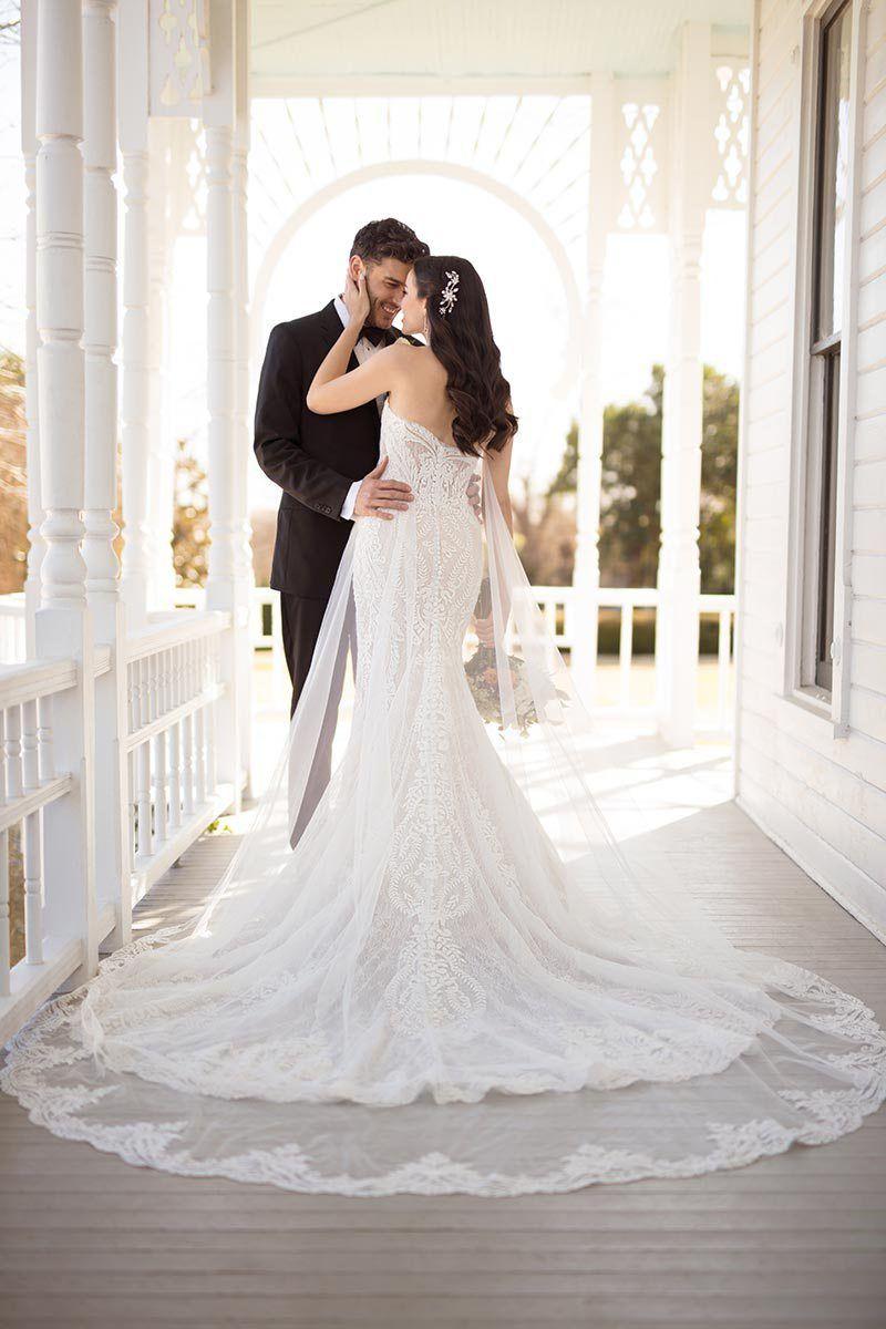 Elegantly ethereal martina liana wedding dresses fall 2018