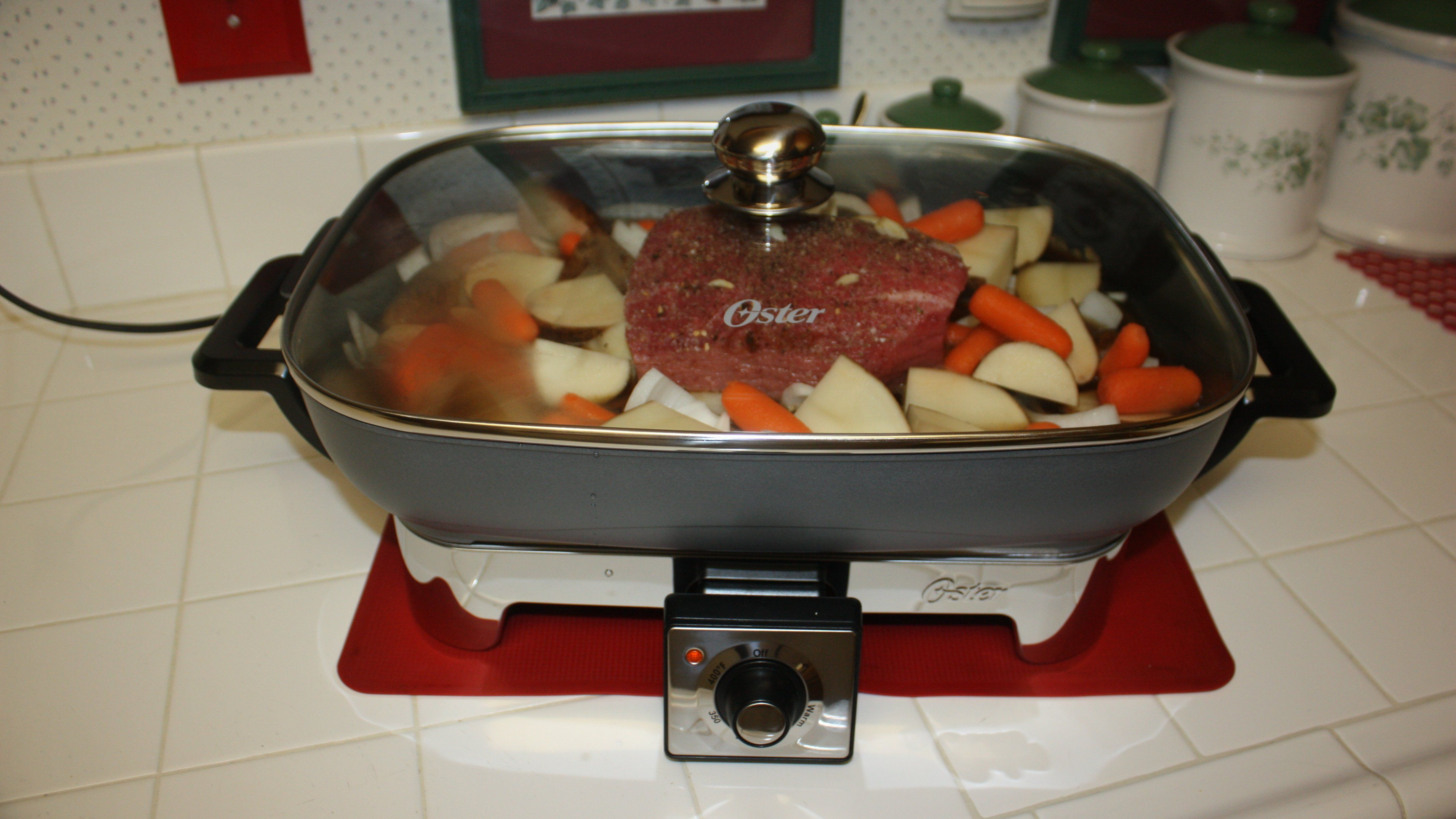 Making A Pot Roast In An Electric Skillet Recipes From