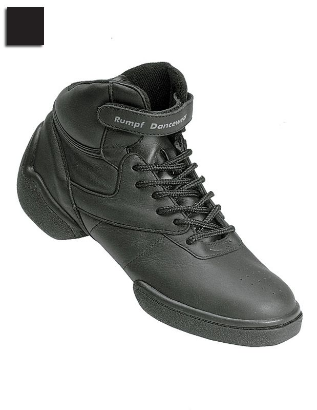 Rumpf classic dance sneaker with a high
