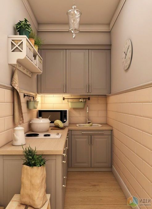Desain Dapur Sederhana Gaya Vintage Kitchen Remodel Small Kitchen Interior Kitchen Design Small