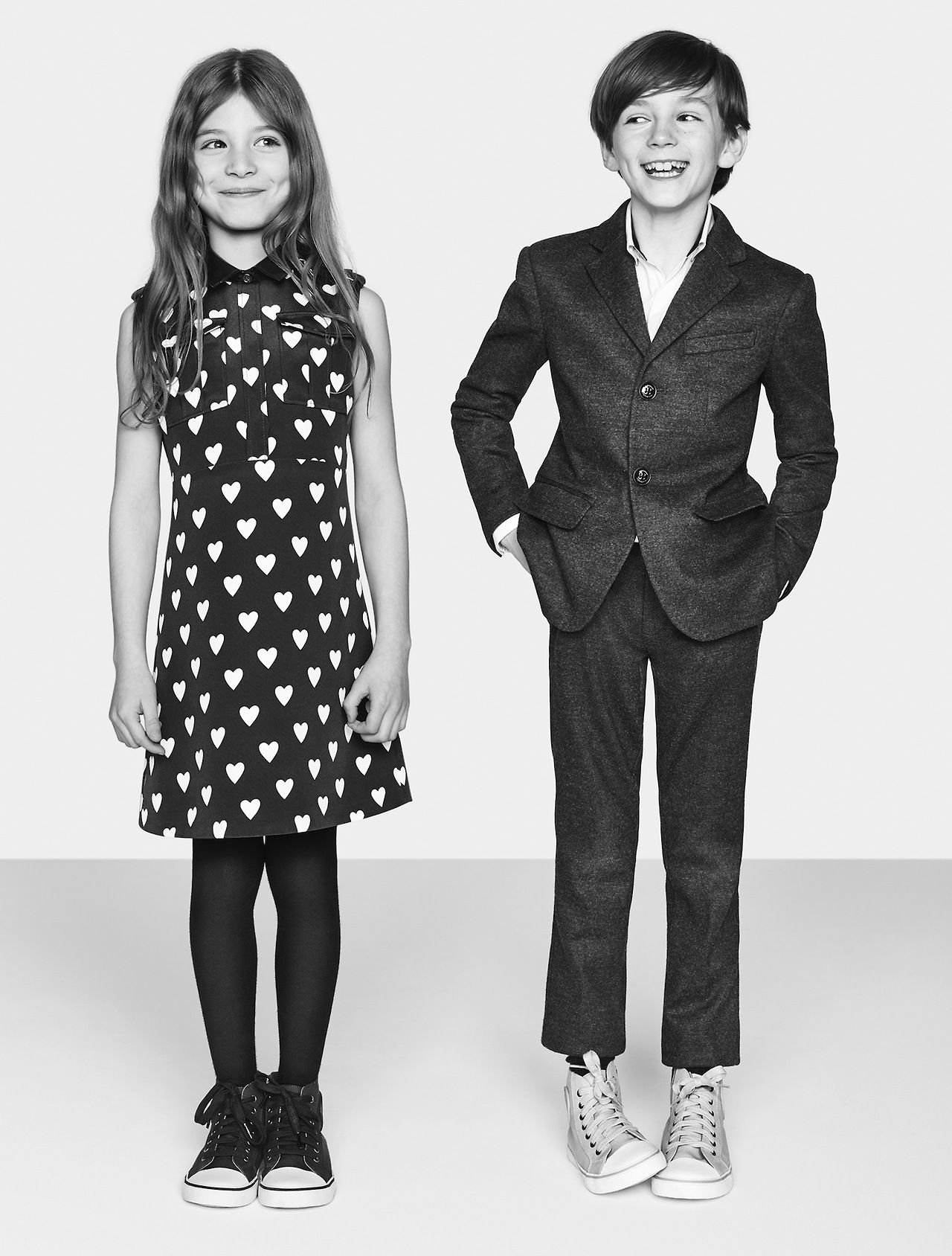 2cd4dfde21133b absolute cuties at burberry childrenswear fall 2013 campaign check it out  here