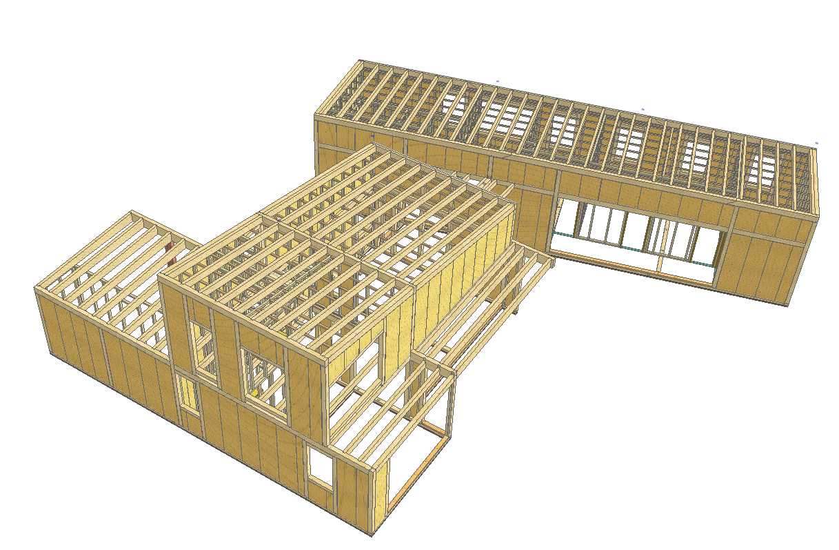 #infografia #Estructura de #madera TimbeOnLive  www.timberonlive.com