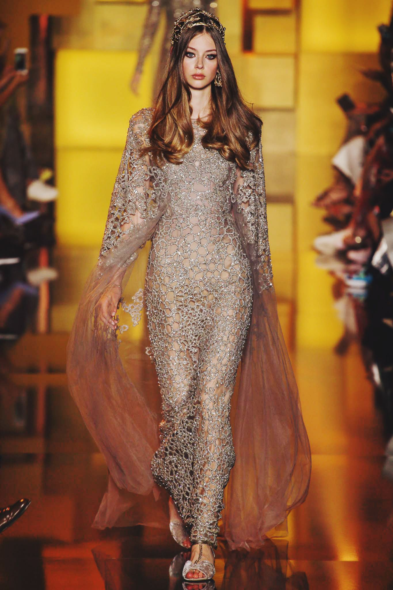 23-Elie Saab Fall 2015 Couture
