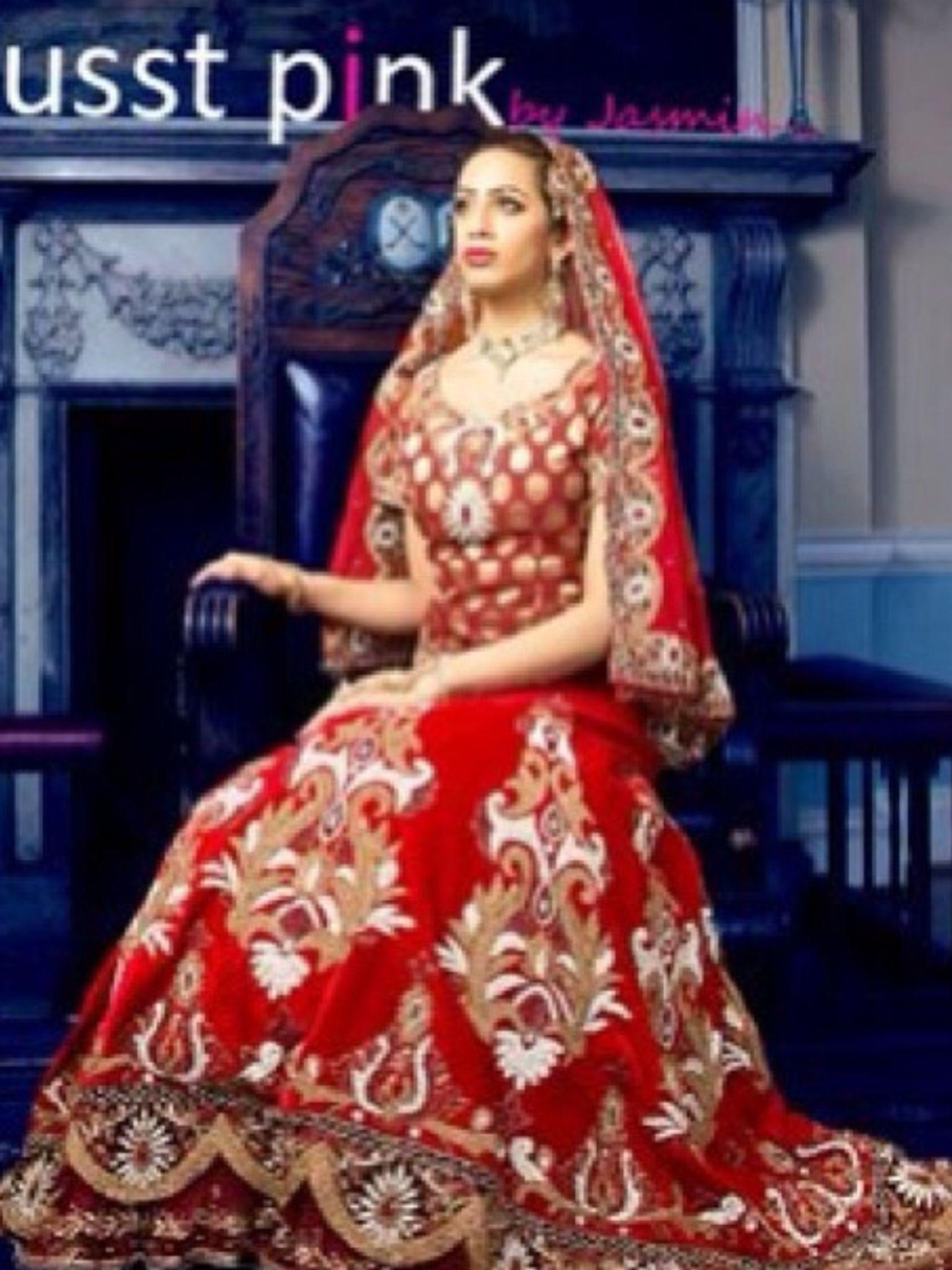 South asian wedding dresses  bridalfashion bridallengha lengha lehenga bridal