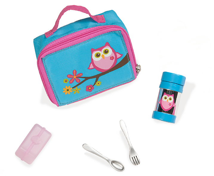 Munch 'n Lunch Box Our Generation Dolls Our generation