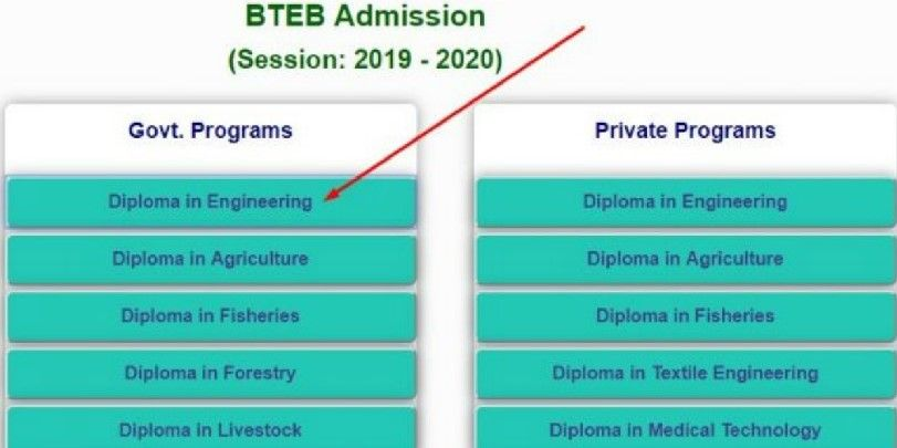 Polytechnic Diploma Engineering Admission Result 2019! The