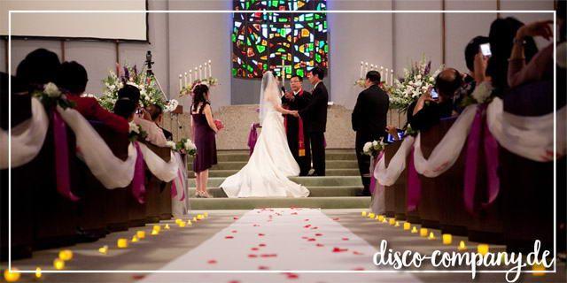 Kirchliche Trauung Evangelisch Und Katholisch Hochzeits Dj