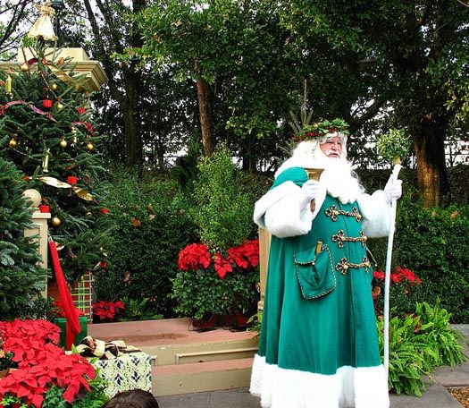 We Want To See The Christmas Decorations At Disney World