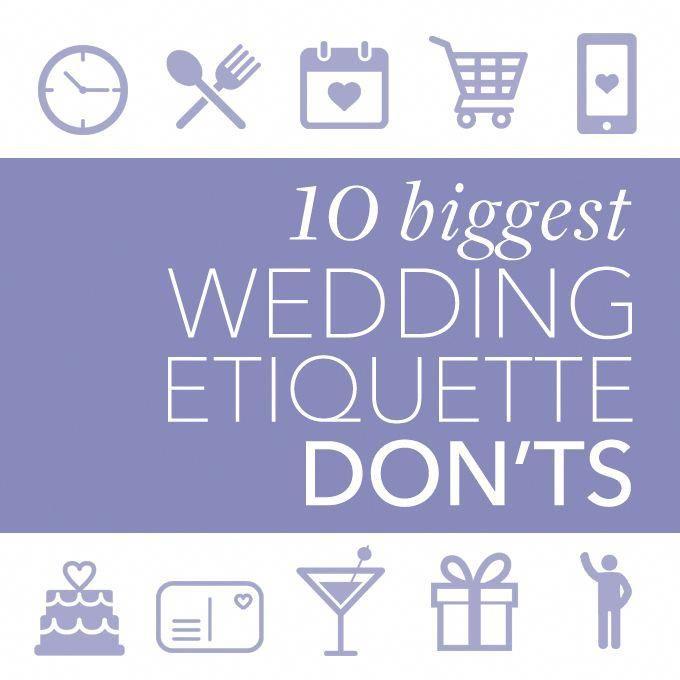 Gift Etiquette For Destination Weddings: Wedding Etiquette, Wedding Advice