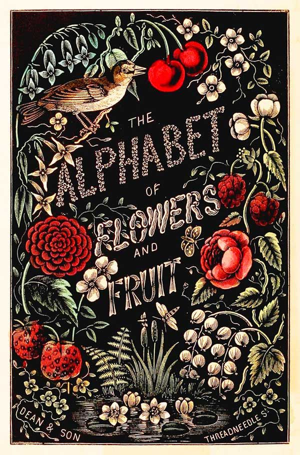 On the Creative Market Blog - 14 Beautifully Lettered Vintage Book Covers