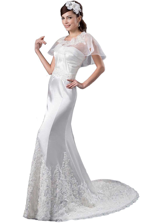 Angel formal dresses sweetheart court column crystals wedding dress