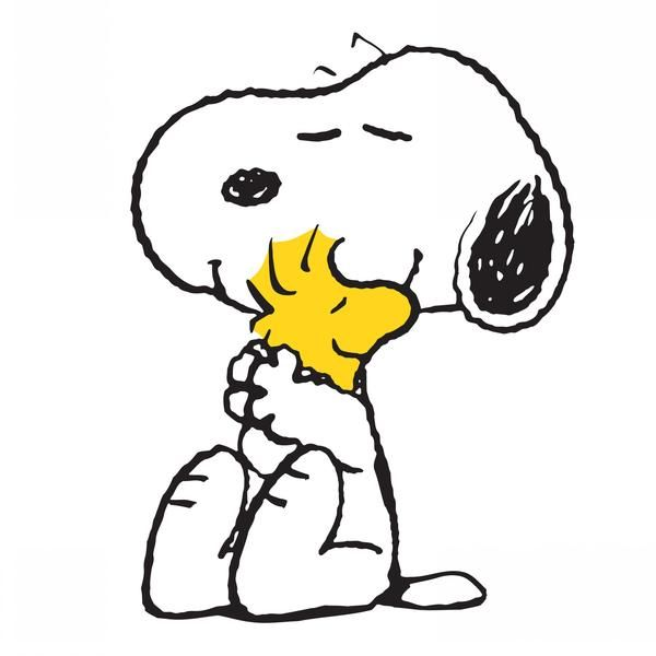 Snoopy and Woodstock | CHARLIE BROWN & SNOOPY | Pinterest