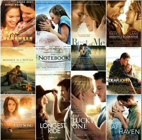 Love Story Movie Marathon With Images Sparks Movies Nicholas