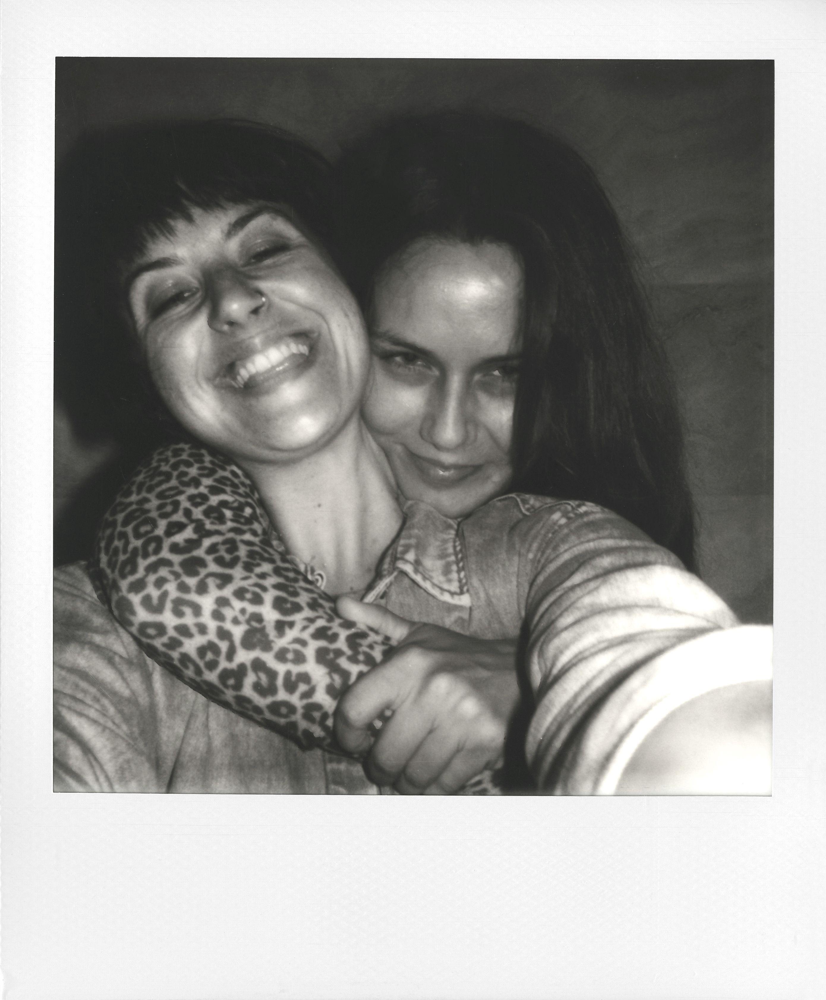 Polaroid B/&W black /& white i-Type film