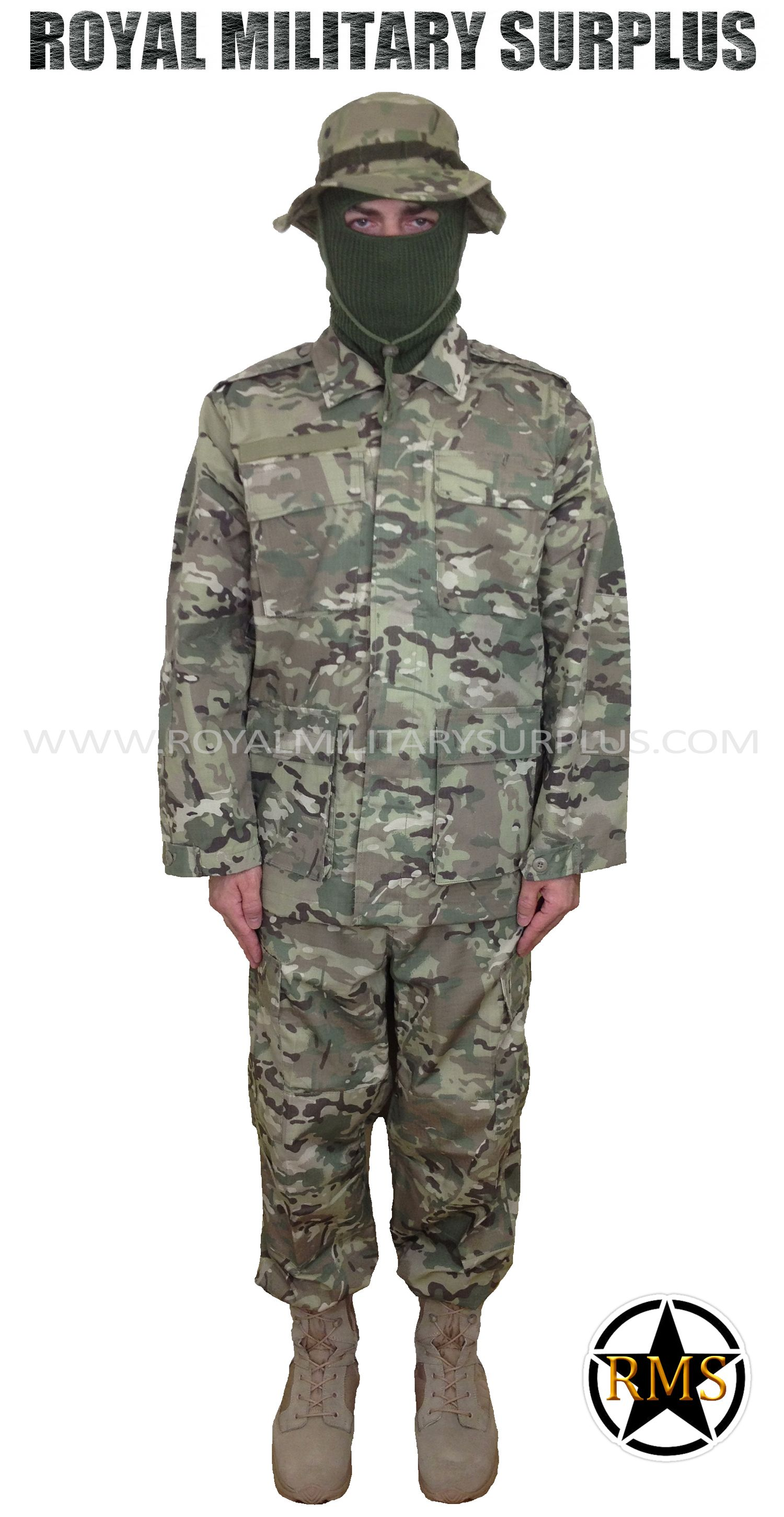 cb24015eca5 This Multicam Military Kit (Trooper Kit) includes the Shirt and Pants in  Multicam Camouflage