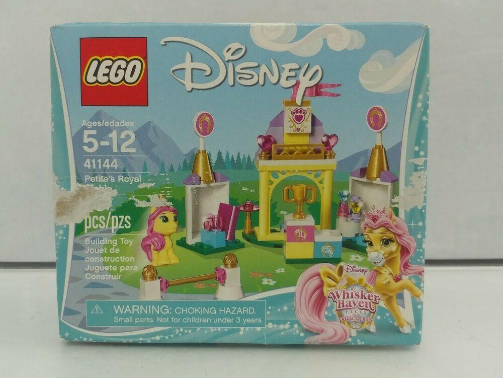 LEGO 41144 PETITE/'S ROYAL STABLE SET BRAND NEW SEALED DISNEY
