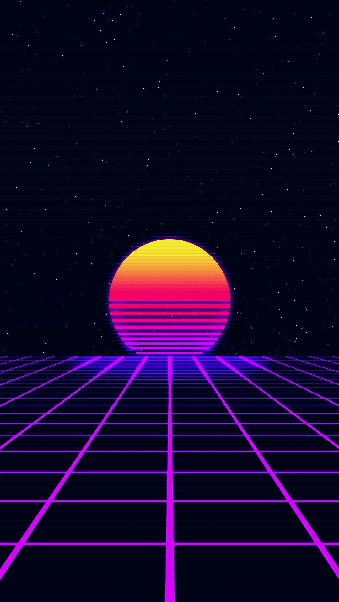 Vaporwave Aesthetic Vaporwave 80s Fondos Vaporwave Wallpaper Neon Wallpaper Synthwave Art